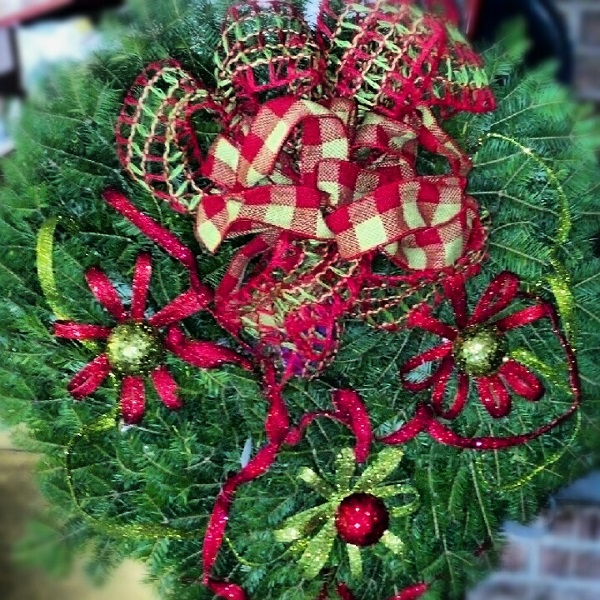kleerview farm wreath