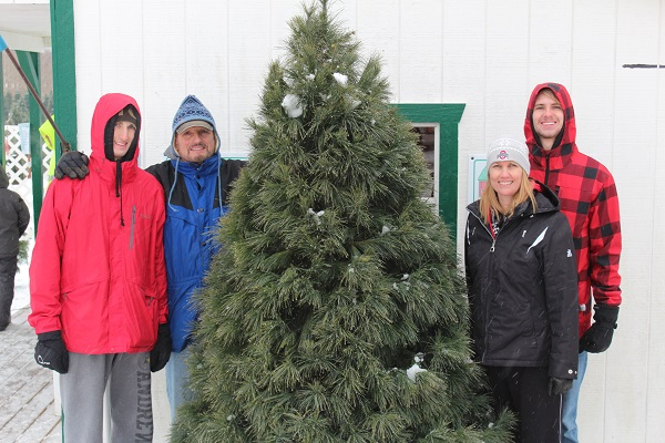 kleerview farm 2013 christmas tree winner